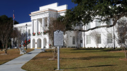 Colleton County Courthouse, Walterboro SC