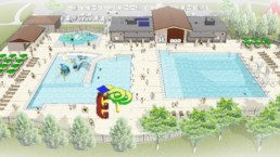 Wills Park Pool Renovation, Stevens & Wilkinson, Atlanta GA